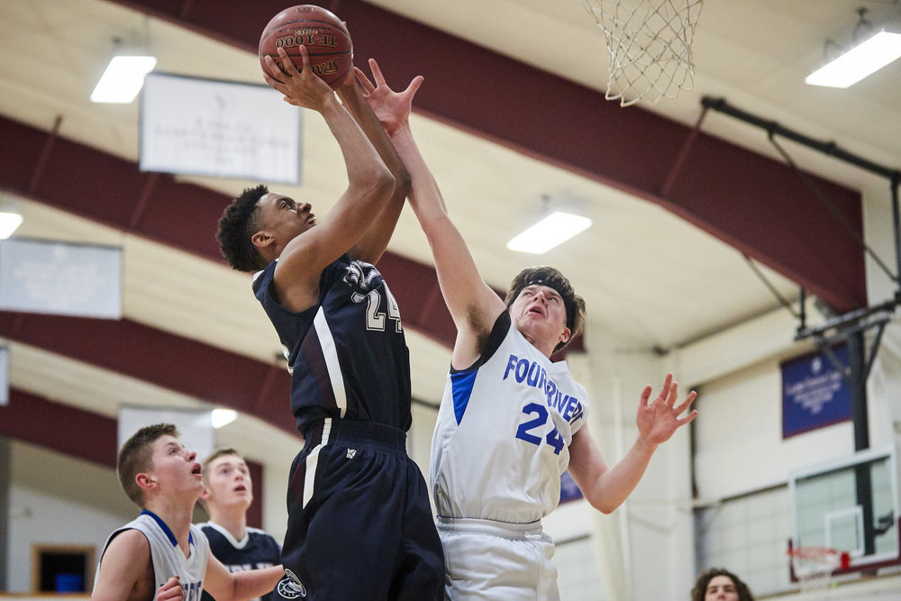 Boys Varsity Basketball vs. Four Rivers Charter Public School - January 12, 2018 85368.jpg
