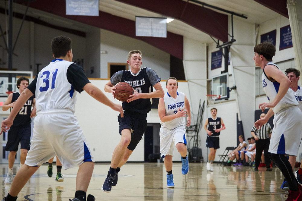 Boys Varsity Basketball vs. Four Rivers Charter Public School - January 12, 2018 85426.jpg