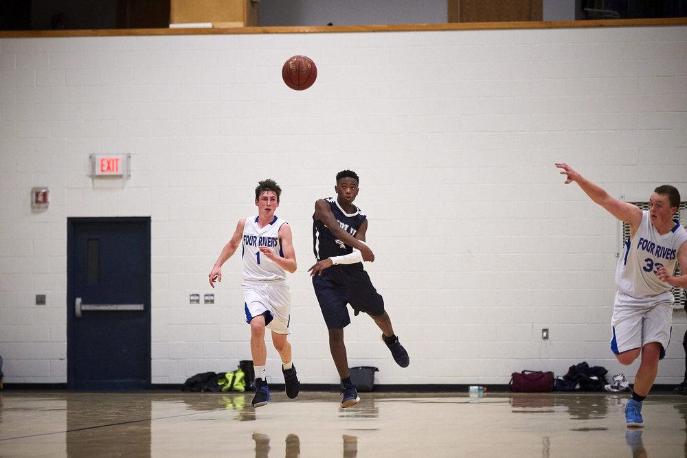 Boys Varsity Basketball vs. Four Rivers Charter Public School - January 12, 2018 85455.jpg