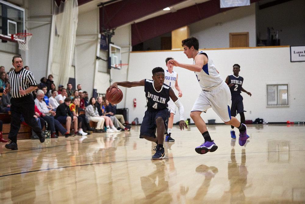 Boys Varsity Basketball vs. Four Rivers Charter Public School - January 12, 2018 85506.jpg