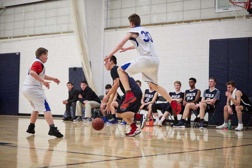 Boys Varsity Basketball vs. Four Rivers Charter Public School - January 12, 2018 85552.jpg