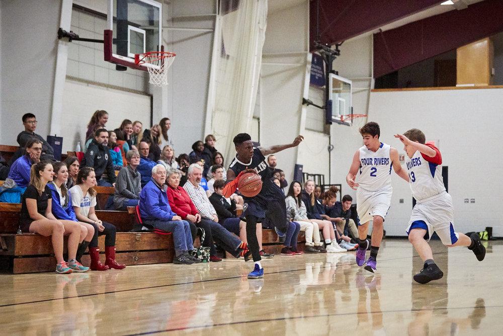 Boys Varsity Basketball vs. Four Rivers Charter Public School - January 12, 2018 85572.jpg