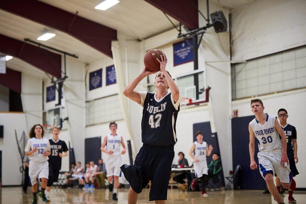 Boys Varsity Basketball vs. Four Rivers Charter Public School - January 12, 2018 85590.jpg