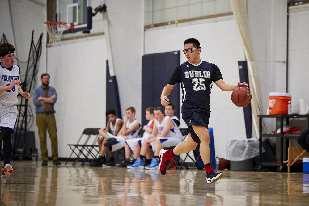 Boys Varsity Basketball vs. Four Rivers Charter Public School - January 12, 2018 85626.jpg