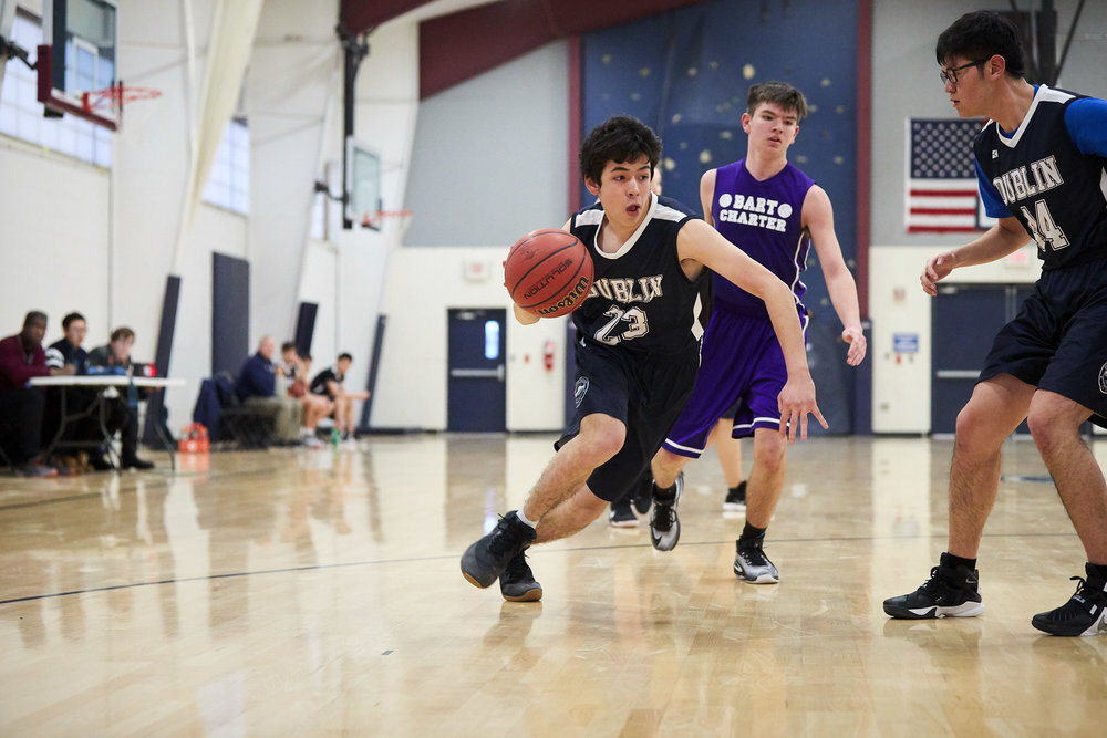 Boys JV Basketball vs. BART Charter Public School - January 19, 2018 86566.jpg