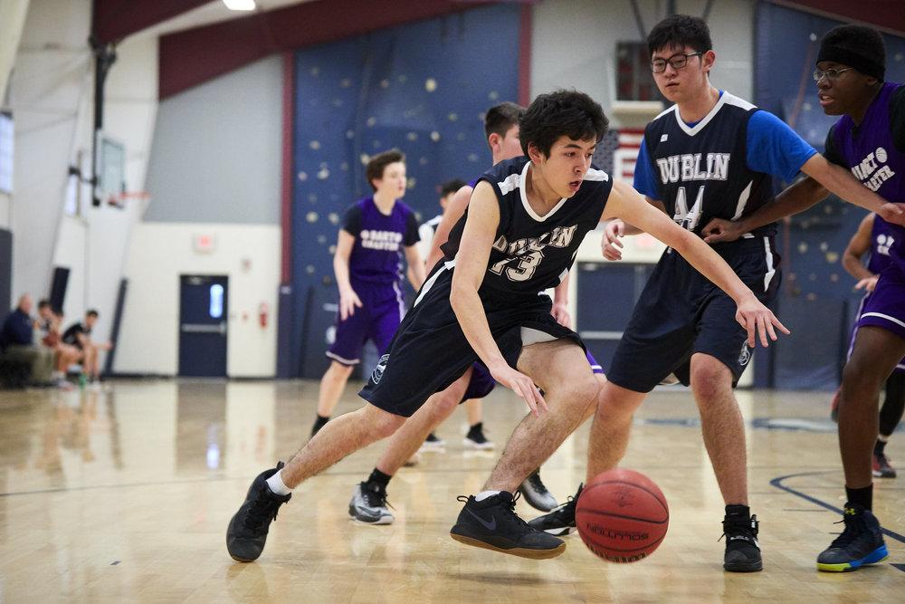 Boys JV Basketball vs. BART Charter Public School - January 19, 2018 86570.jpg