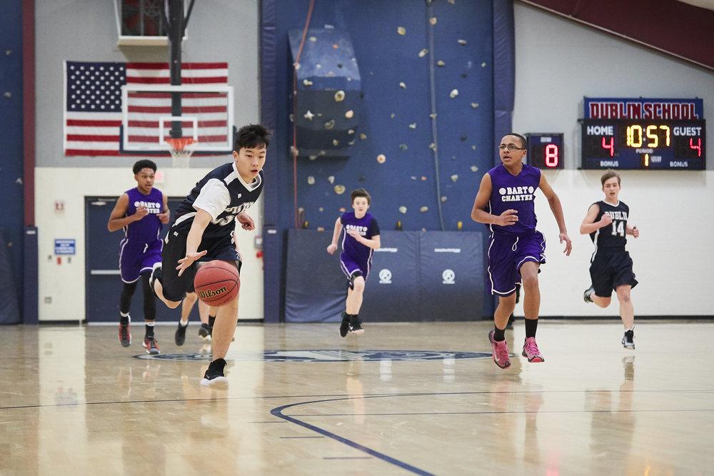 Boys JV Basketball vs. BART Charter Public School - January 19, 2018 86589.jpg