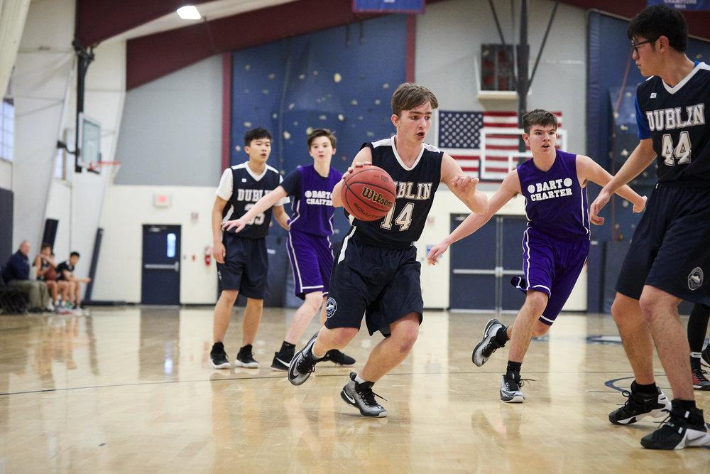 Boys JV Basketball vs. BART Charter Public School - January 19, 2018 86611.jpg