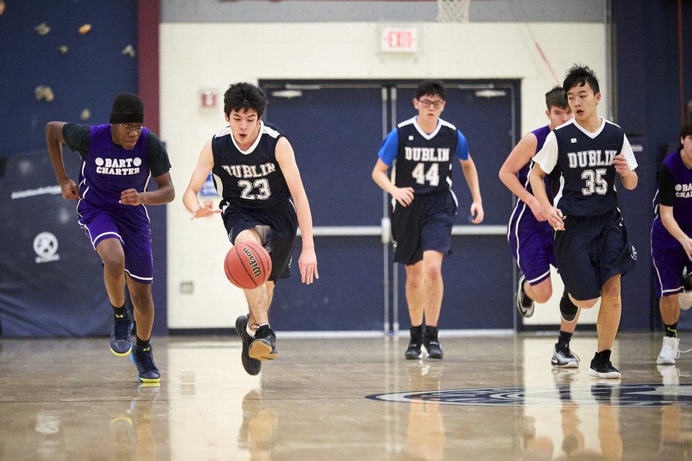 Boys JV Basketball vs. BART Charter Public School - January 19, 2018 86646.jpg
