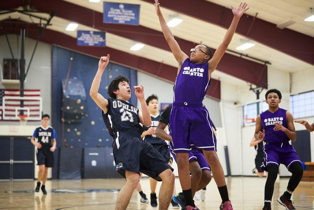 Boys JV Basketball vs. BART Charter Public School - January 19, 2018 86660.jpg
