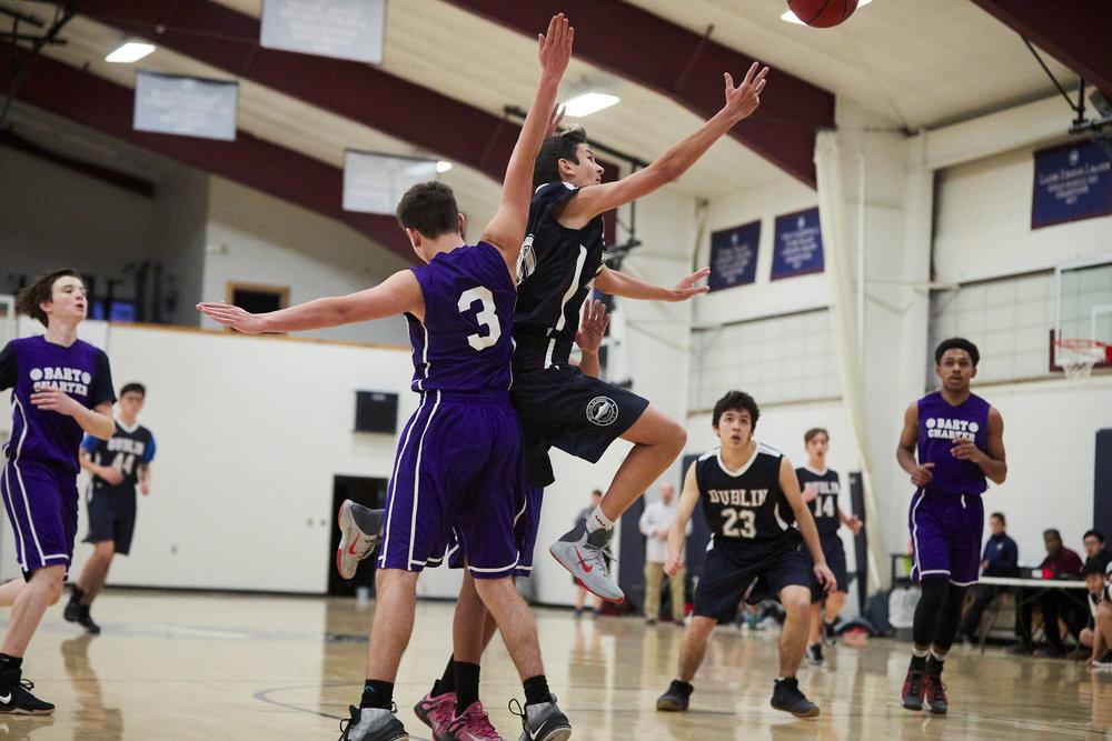 Boys JV Basketball vs. BART Charter Public School - January 19, 2018 86867.jpg