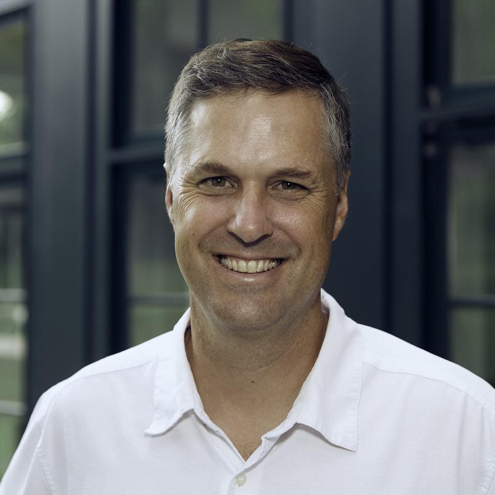Brad Bates  Head of School