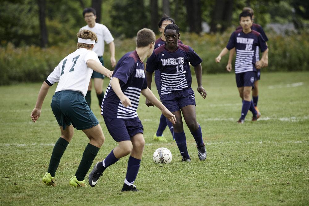 Boys Varsity Soccer vs. High Mowing School - September 19, 2018 - 123089 - 019.jpg