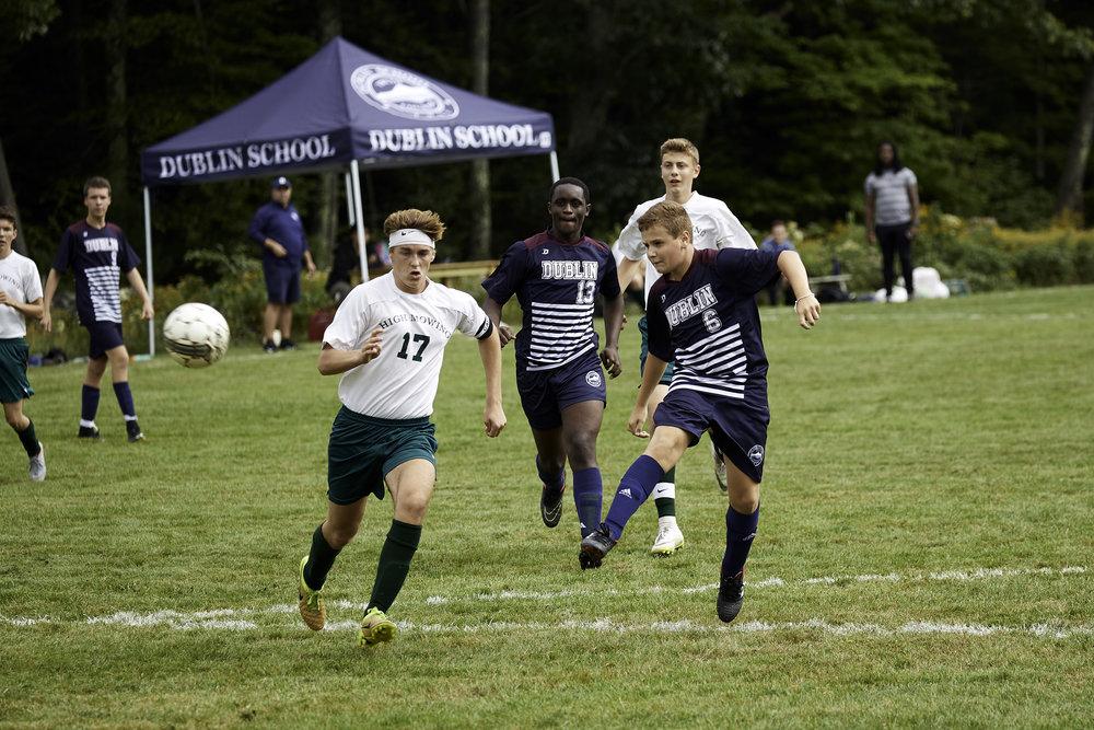 Boys Varsity Soccer vs. High Mowing School - September 19, 2018 - 123063 - 013.jpg