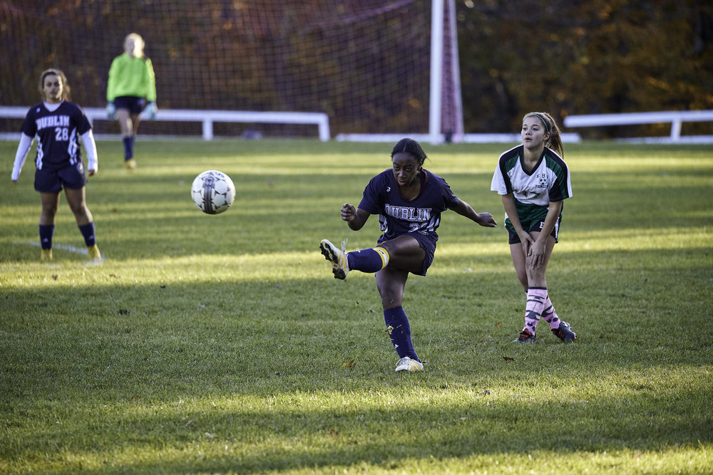 Girls Varsity Soccer vs. Eagle Hill School - October 30, 2018 138886.jpg