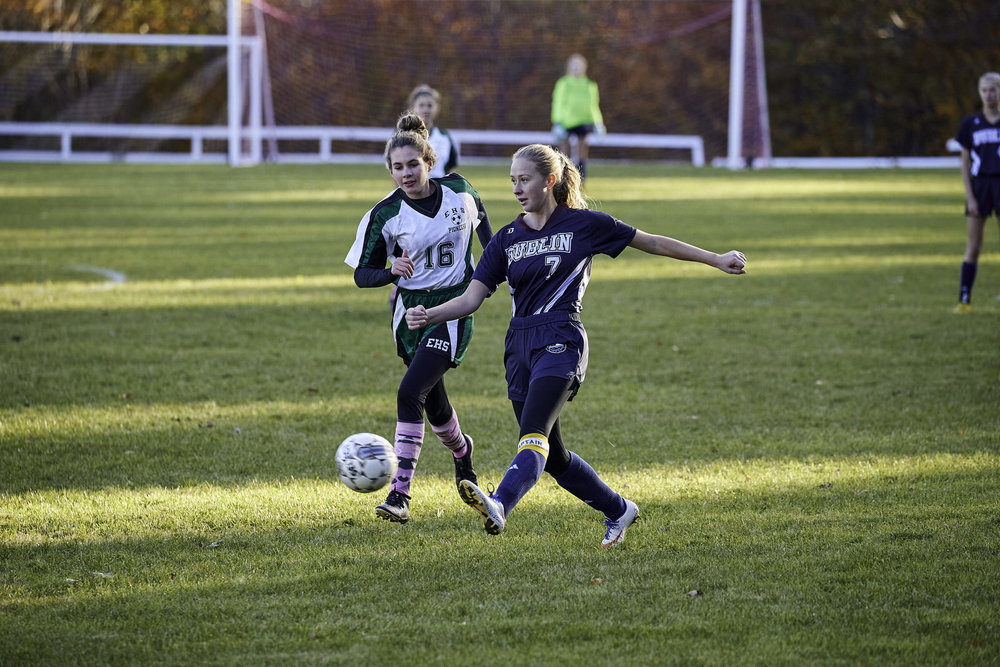 Girls Varsity Soccer vs. Eagle Hill School - October 30, 2018 138895.jpg