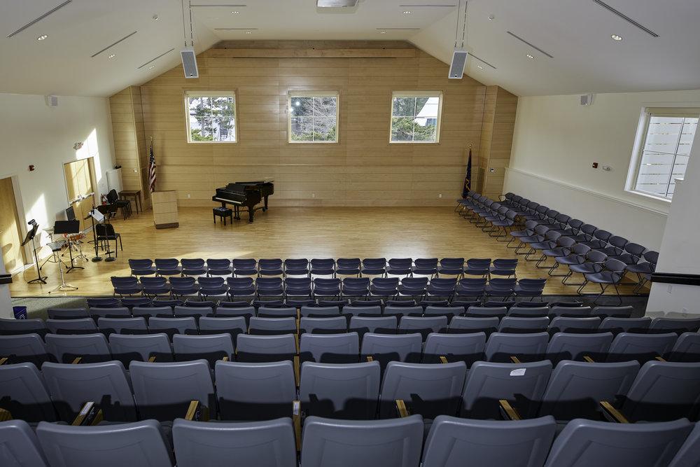 Louise Shonk Kelly Recital Hall