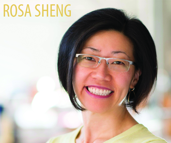 "About Rosa Sheng: As a licensed architect at Bohlin Cywinski Jackson with 21 years of experience in Architecture and Design, Rosa has led a variety of award-winning and internationally acclaimed projects, from the aesthetically minimal, highly technical development of the glass structures for Apple's original high-profile retail stores, to the innovative and sustainable LEED NC Gold–certified Lorry I. Lokey Graduate School of Business at Mills College in Oakland, California. She is currently working on innovative and sustainable projects for the University of California, Davis and Dominican University of California in San Rafael. As the Founding Chair of the AIASF Committee: Equity by Design, Rosa lead ""The Missing 32% Project,"" the 2014 Equity in Architecture Survey and research study, which garnered 2289 respondents and launched a national conversation to promote equitable practice in Architecture. Since the group launched its key findings, Rosa has been presenting them in Boston, New York, and Lisbon, Atlanta, Philadelphia and Seattle. The Equity in Architecture movement has inspired many and created new connections around the world. Most Notably, Rosa was selected to speak at ""And Justice for All"" at TEDxPhiladelphia 2015 and shared her talk on Equity by Design: Meaning & Influence in Practice. Rosa also serves as Asst. Treasurer on AIA San Francisco's Board of Directors, the AIA National Diversity Council, and is a member of SCUP, USGBC, and OWA. About Equity by Design: Fueled by the persistent and striking gender inequity within architectural practice, where women compose only 12–18 percent of AIA members, licensed architects, and senior firm leadership, the Missing 32% Project, a committee of AIASF, was developed as a call to action for both women and men to help realize the goal of equitable practice to advance architecture, sustain, and communicate the value of design to society. Our mission is to understand the pinch points and promote the strategic execution of best practices in the recruitment, retention, and promotion of our profession's best talent at every level of architectural practice."