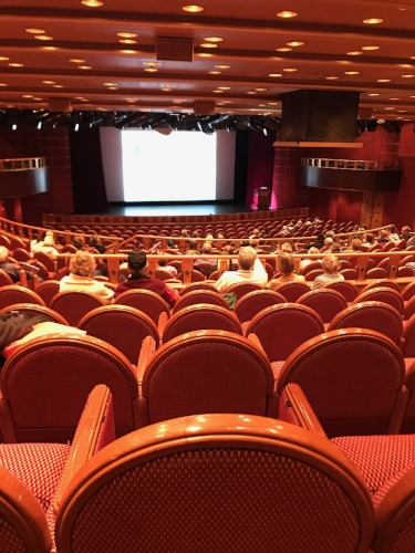 Imagine this place is packed! - We did go to one show which was really awful. I mean really awful. The MC or whoever said that our group was the first audience of four shows, but I really don't think there was much they could do to get it right. For starters I think it was promoted wrong. It was promoted as a magic show. But it was a magic show musical. If we lasted 20 minutes, I can tell you that we weren't the only ones walking out, and it was packed! Poor musical people.We are sorry you're weren't good.