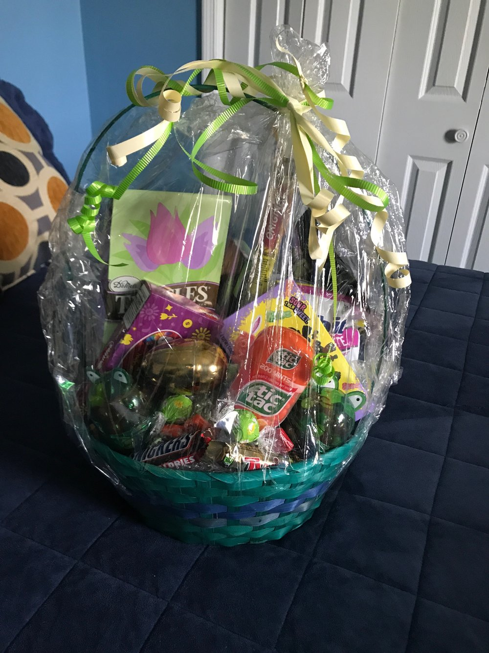The Last Easter Basket
