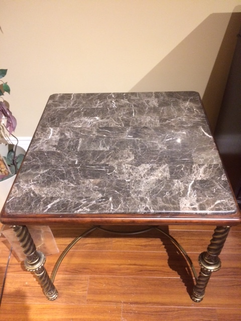 Hooker End Table Reg: $899 SALE $449