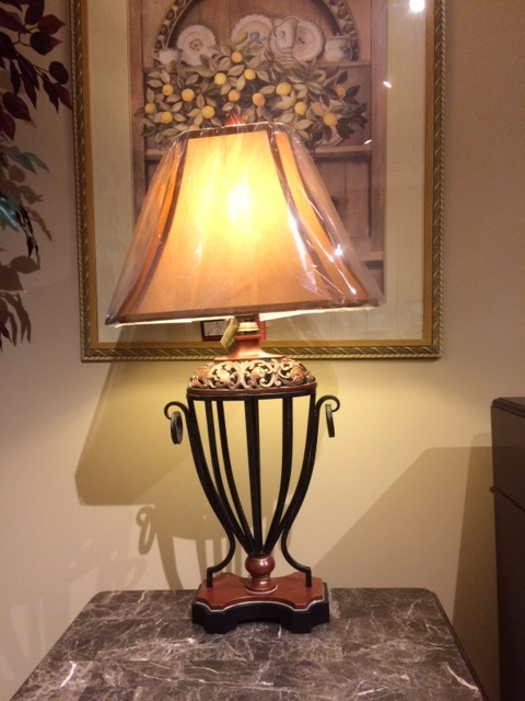 Uttermost Table Lamp SALE $322
