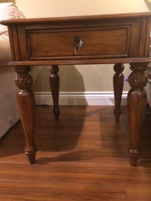 Lexington Side Table Reg: $1173 SALE $699