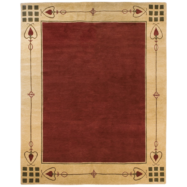 STICKLEY DESIGNER RUGS -