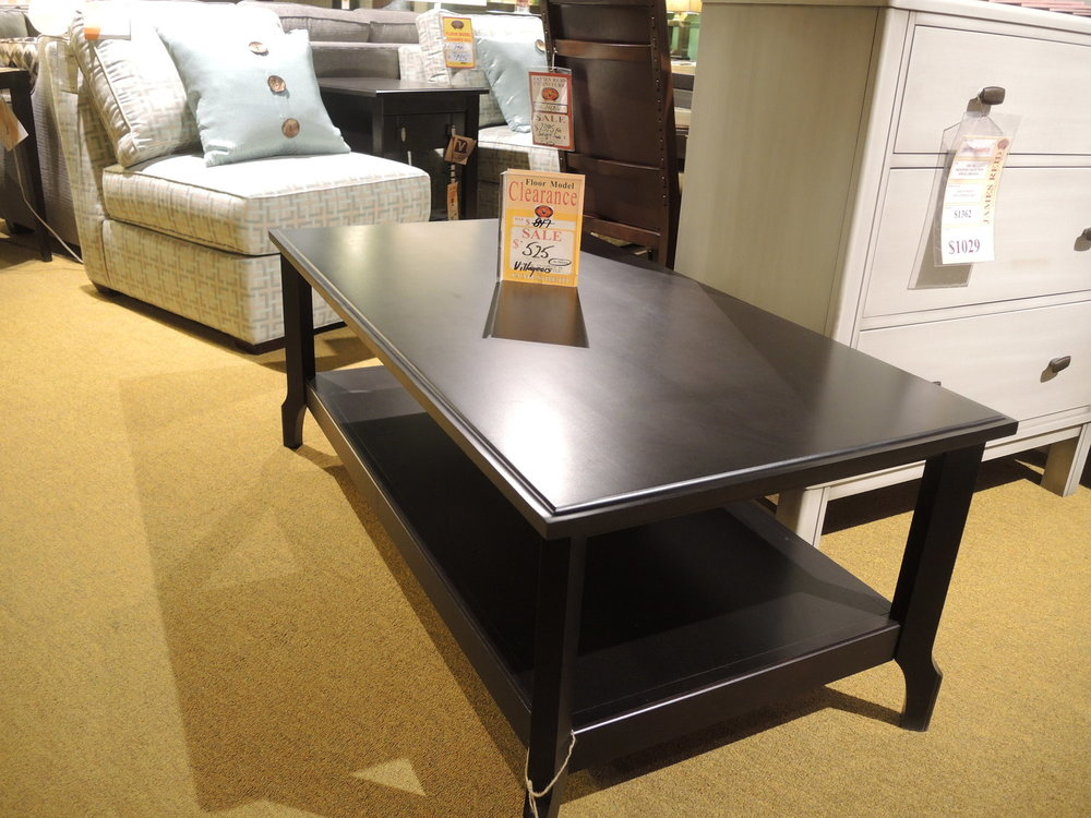 villageois coffee table $495 -