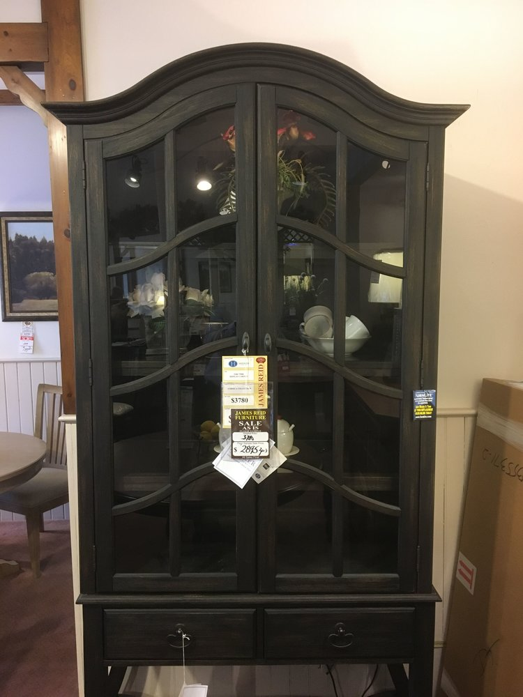 hooker display cabinet $2895 -