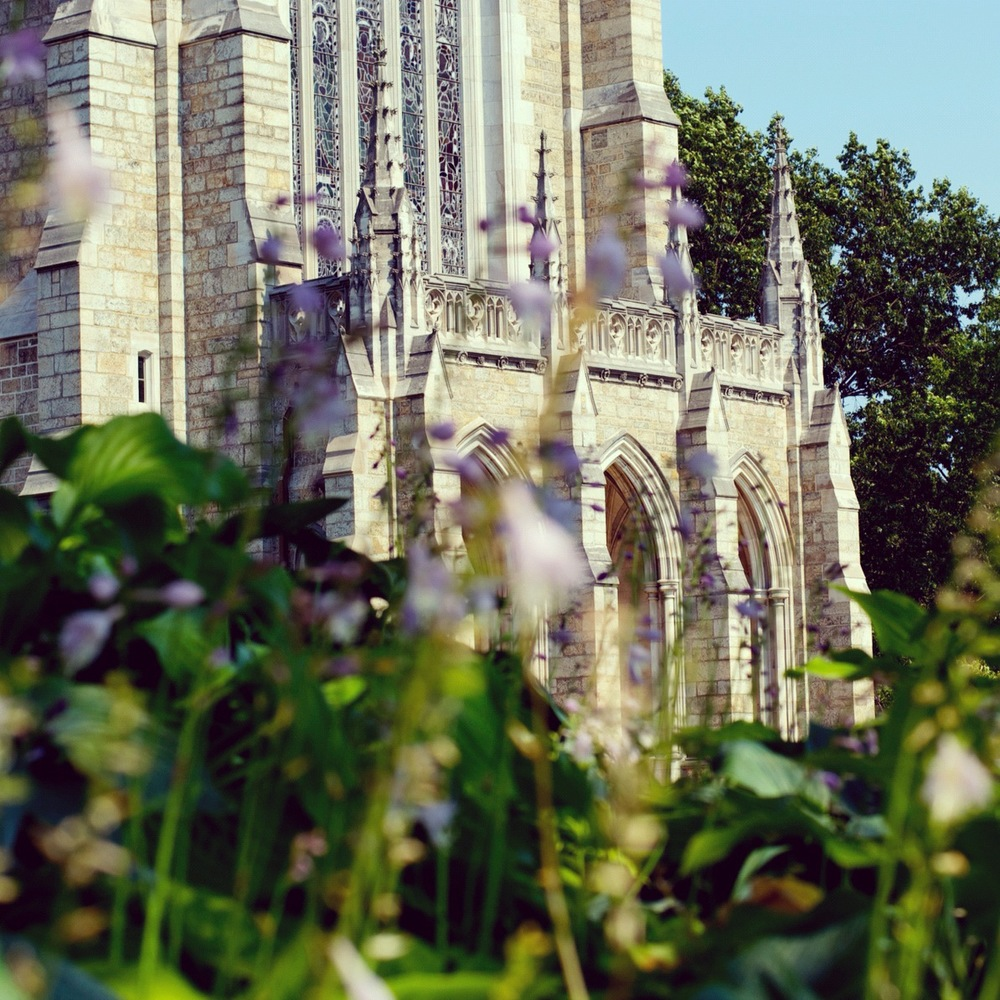Bryn Athyn Cathedral, Photo Credit Hannah Simons