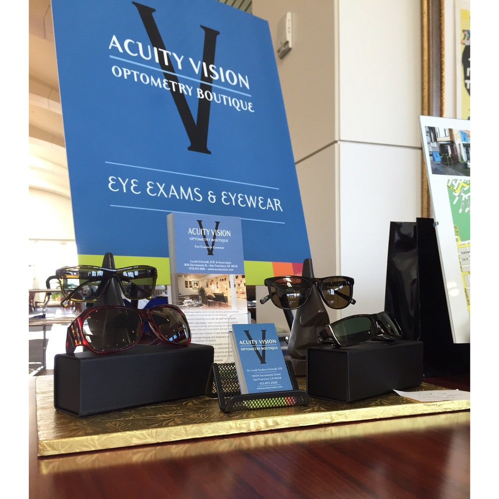 We auctioned off some coveted Acuity Vision sunglasses!