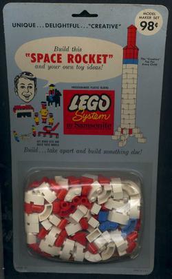 801 Space Rocket