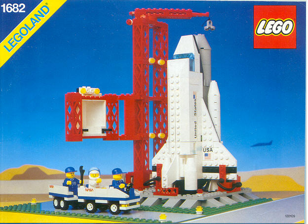 1682 Space Shuttle Launch