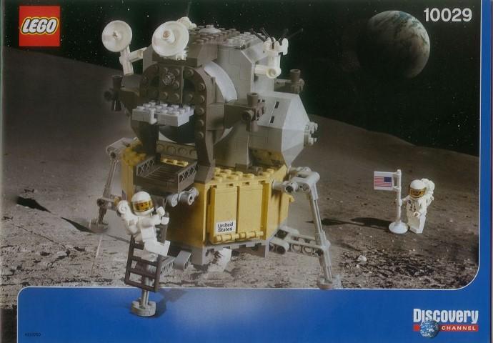 10028 Lunar Lander