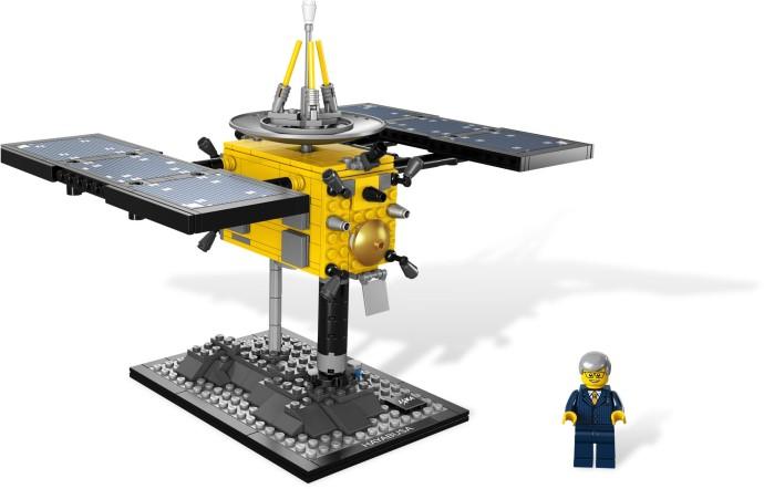 21101 Hayabusa Satellite