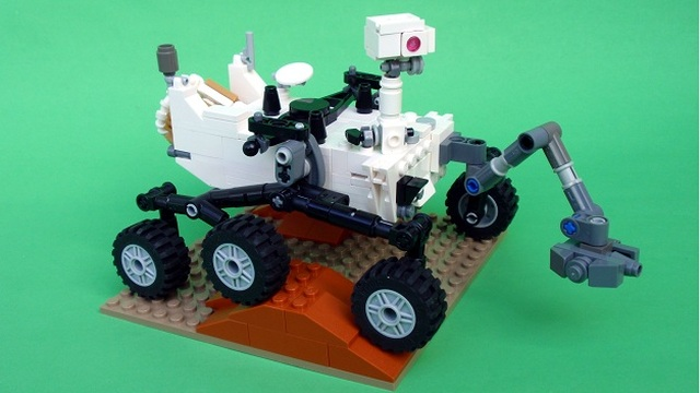 Mars Science Laboratory Curiosity Rover