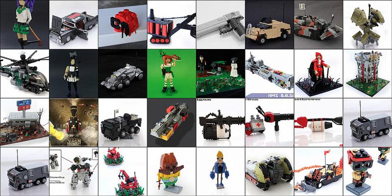 Lego Junkie