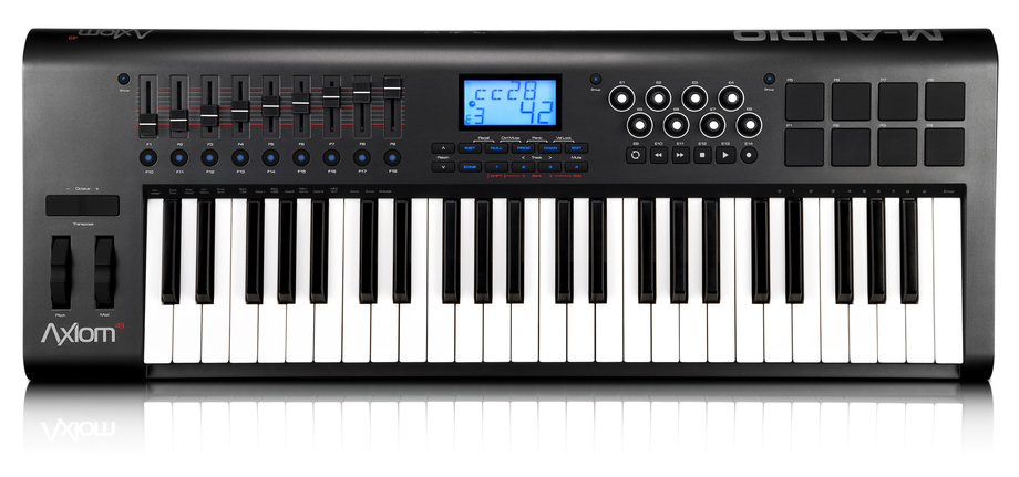 best midi controller for mainstage three brands reviewed eric barfield