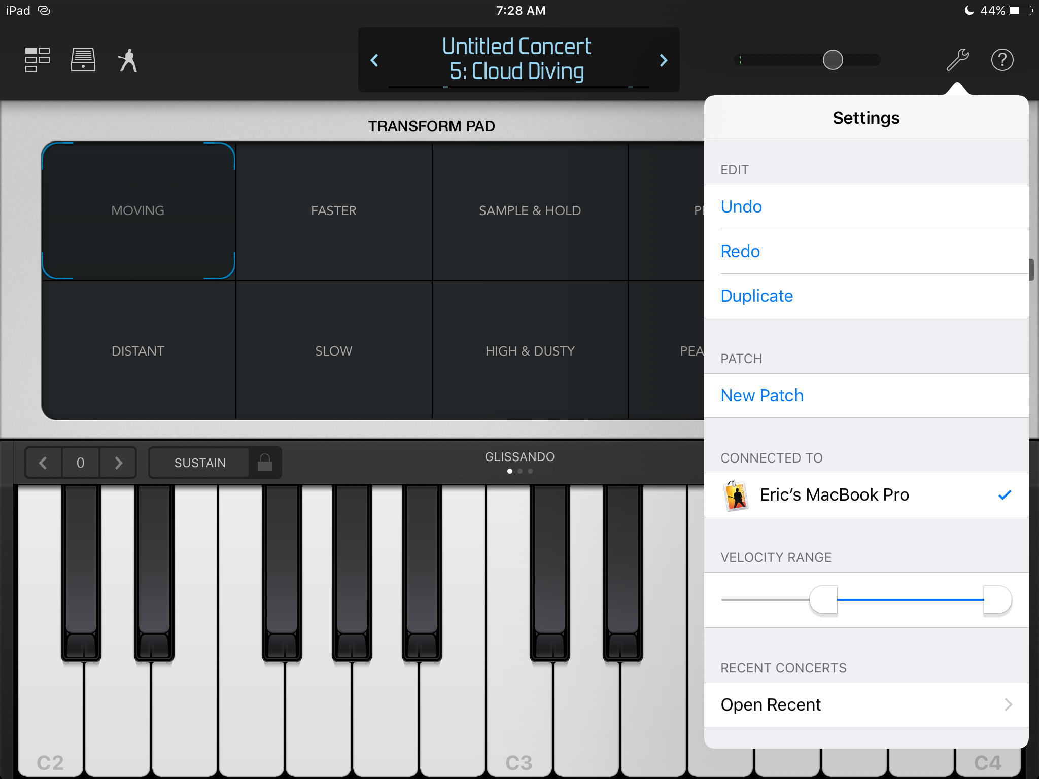 Mainstage Mondays The Complete Guide To Using Your Ipad And Logic