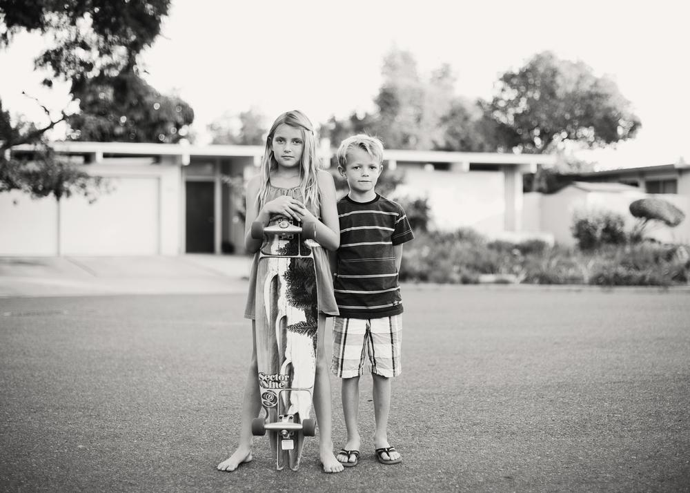 CHILDREN & FAMILY AT HOME