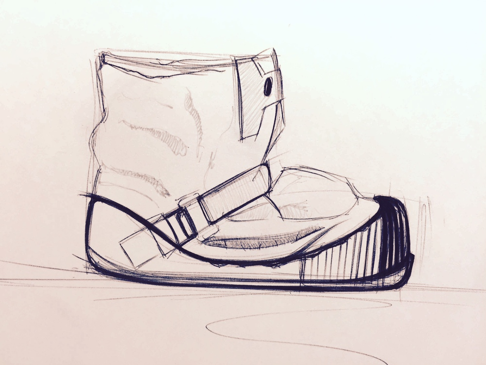 The next frontier: lunar boots.