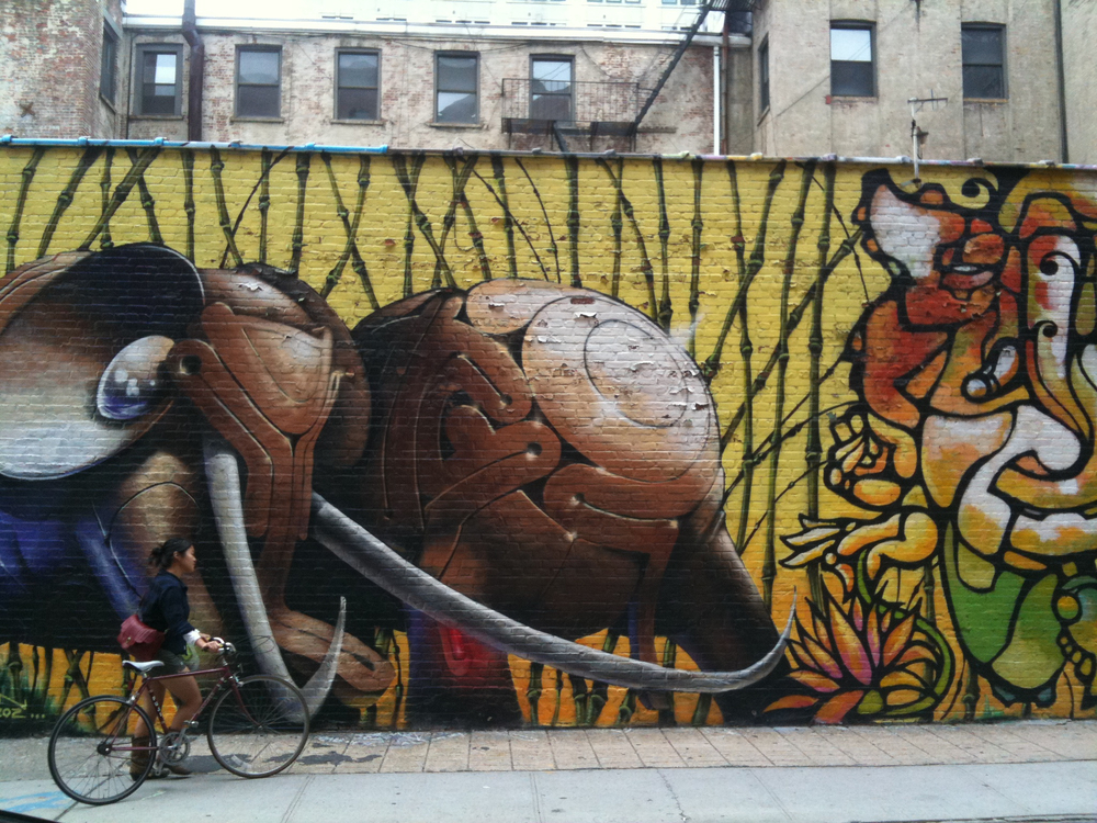 Dumbo, Brooklyn, NYC Sept 2011