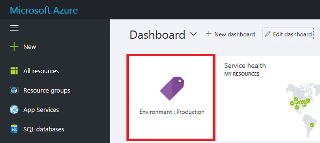 Reporting on Resource Group Tags in Azure — Crying Cloud