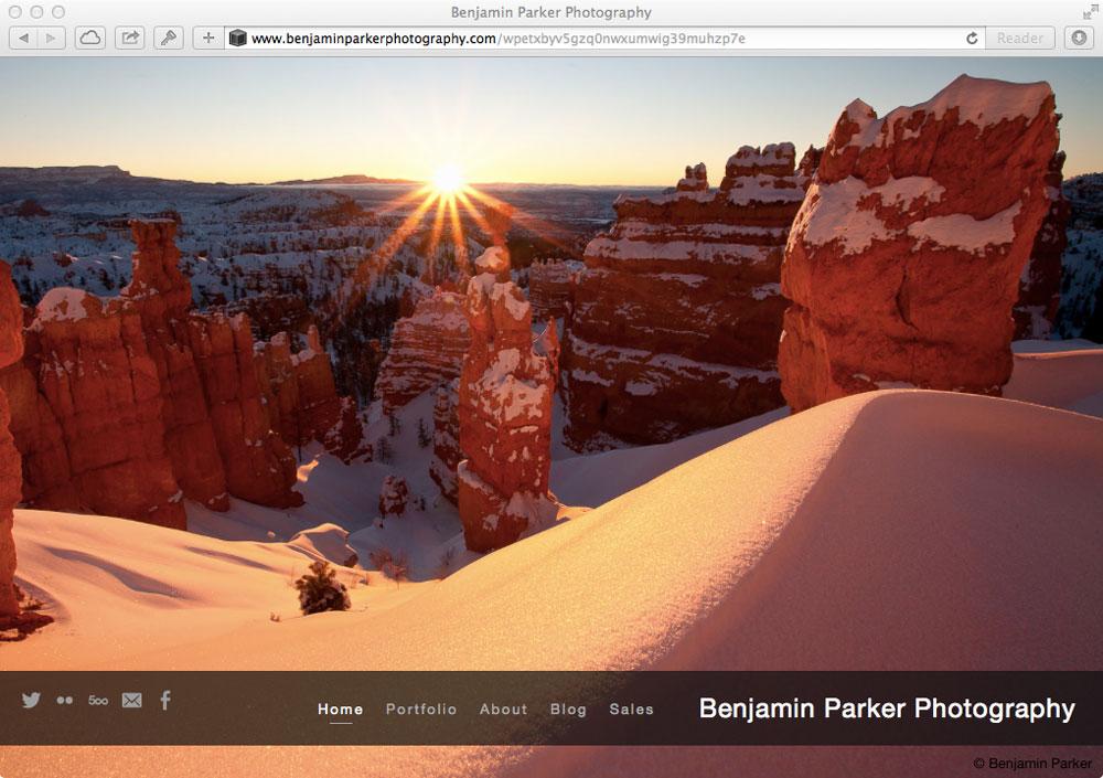 BenjaminParkerPhotography.com
