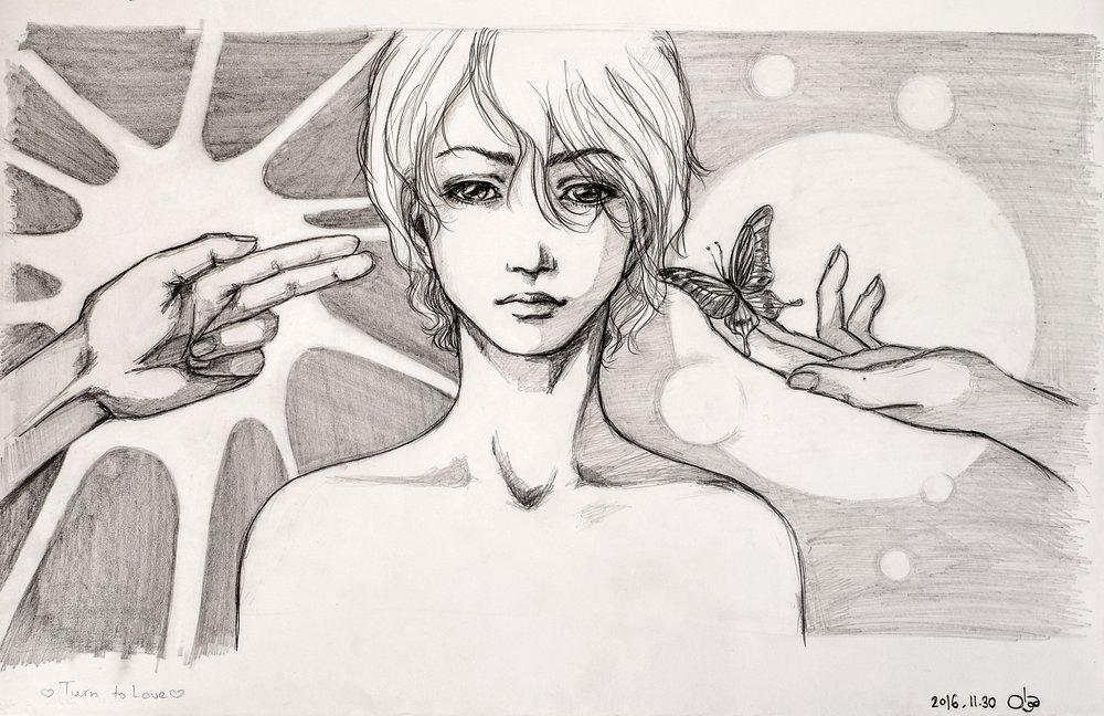 Illustration by Olga Antononoka