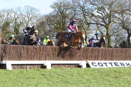 Galbally King is in front at the first - and there he shall stay