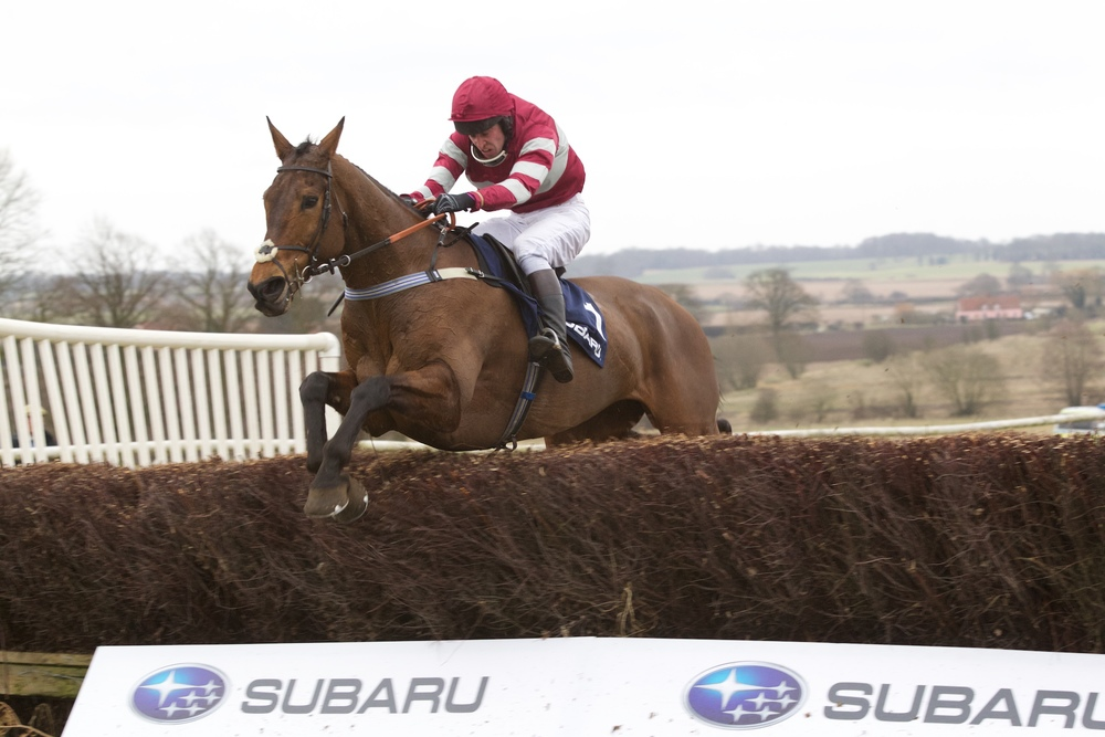 Autumn Haze gets Rupert Stearn off the mark for the season