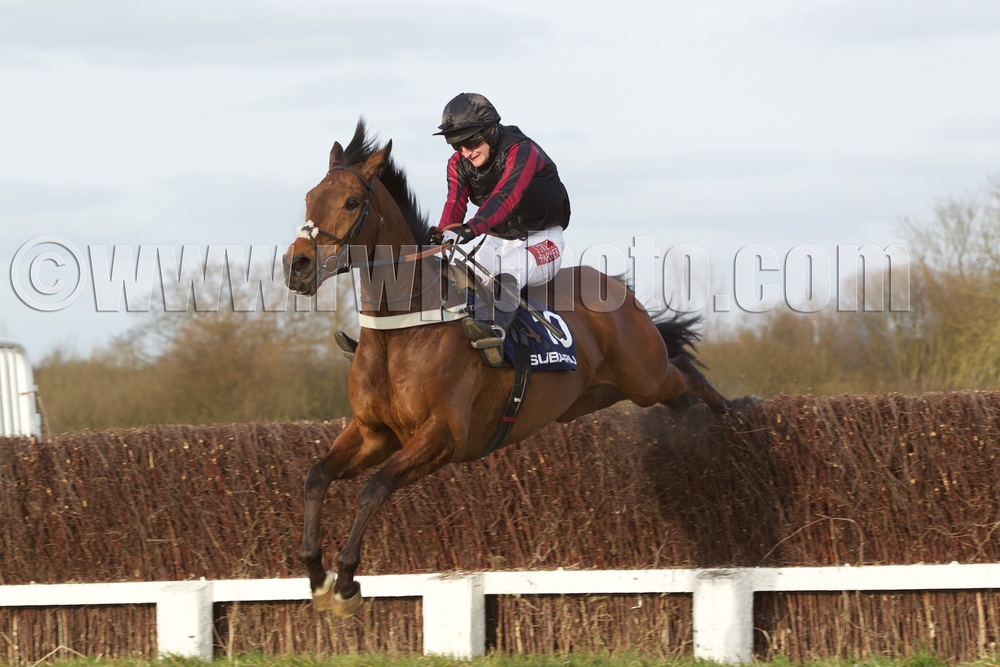 Ronnie Lawson (James Ferguson) follows up his Higham maiden win in style
