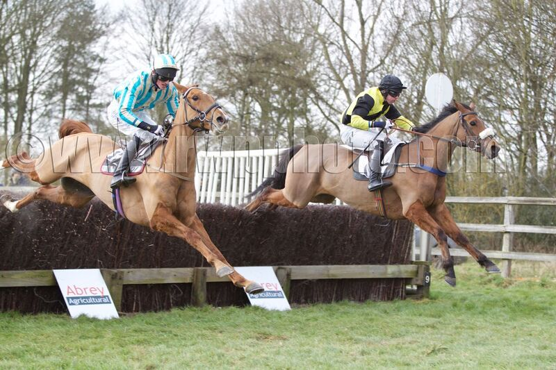 Green Winter (Zack Baker, left) and Abbeyview (Paddy Gerety)